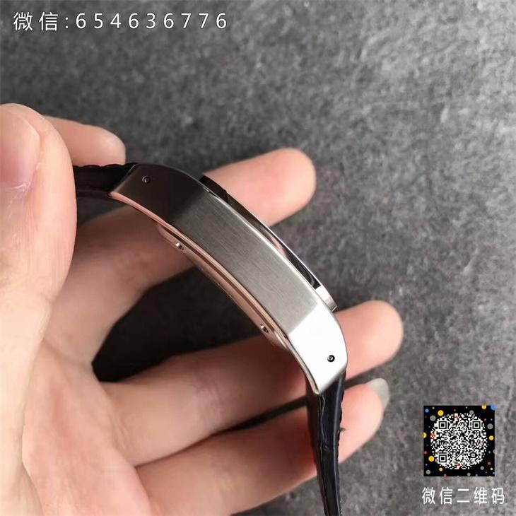 【V6厂超A】卡地亚山度士系列W20106X8一比一复刻手表