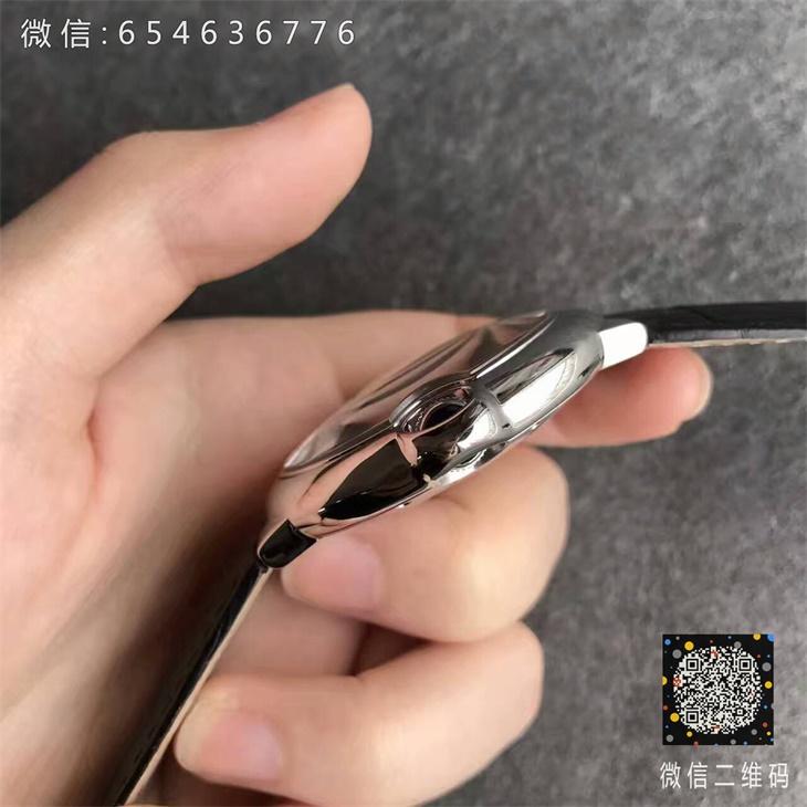 【V6超A】卡地亚(Cartier)大号蓝气球黑面42毫米WSBB0003男士一比一精仿手表