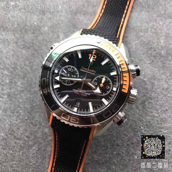【OM厂超A】欧米茄(Omega)海洋宇宙215.32.46.51.01.001男士一比一自动机械精仿手表