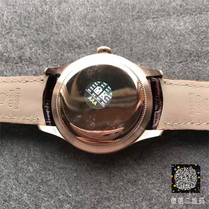 【MK厂超A】劳力士(Rolex)切利尼系列男士自动机械一比一精仿正装表