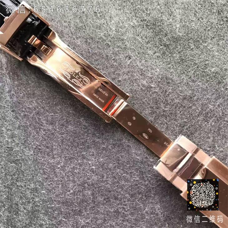 【N厂超A】劳力士(Rolex)迪通拿系列金壳陶瓷圈一比一精仿手表