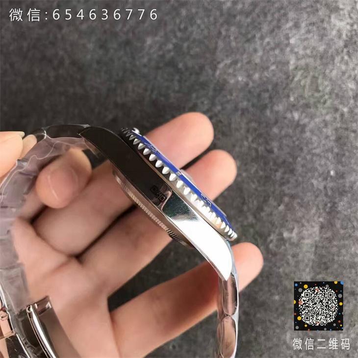 【N厂V7超A】劳力士(Rolex)蓝水鬼V7版116619LB男士一比一精仿手表