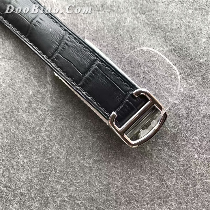【V6厂】卡地亚(Cartier)蓝气球男款42毫米皮带版最好版本W69016Z4复刻手表