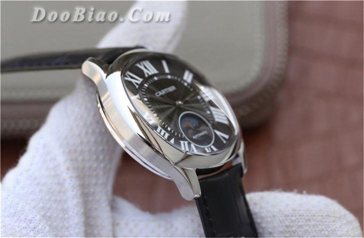 卡地亞DRIVE DE CARTIER系列WGNM0009男士月相一比一精仿手表