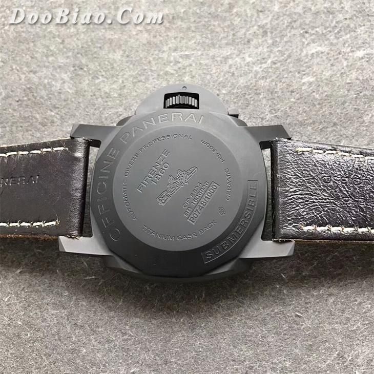 【VS厂超A】沛纳海PAM508陶瓷壳一比一复刻手表
