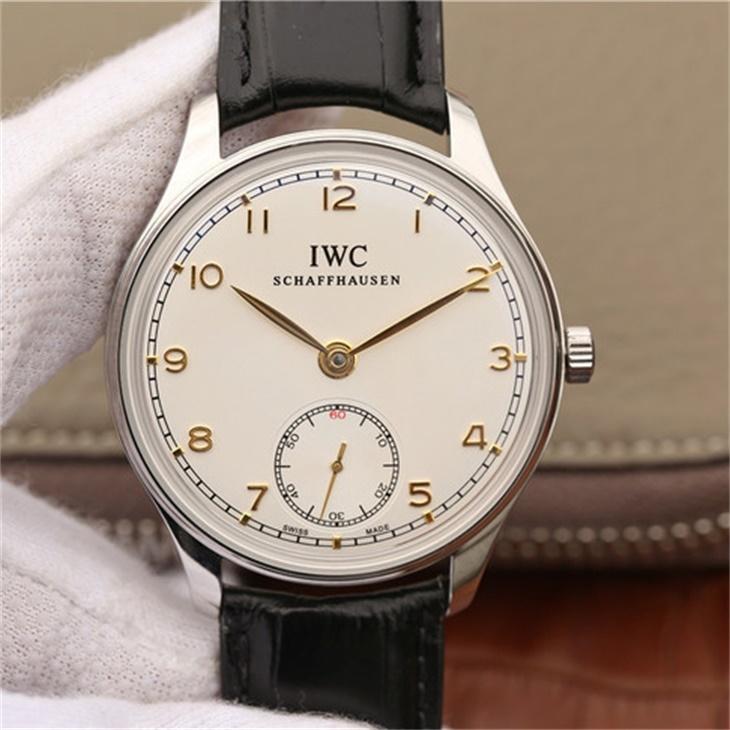 【ZF廠】萬國(IWC)瓊斯之劍IW545408一比一精仿手表