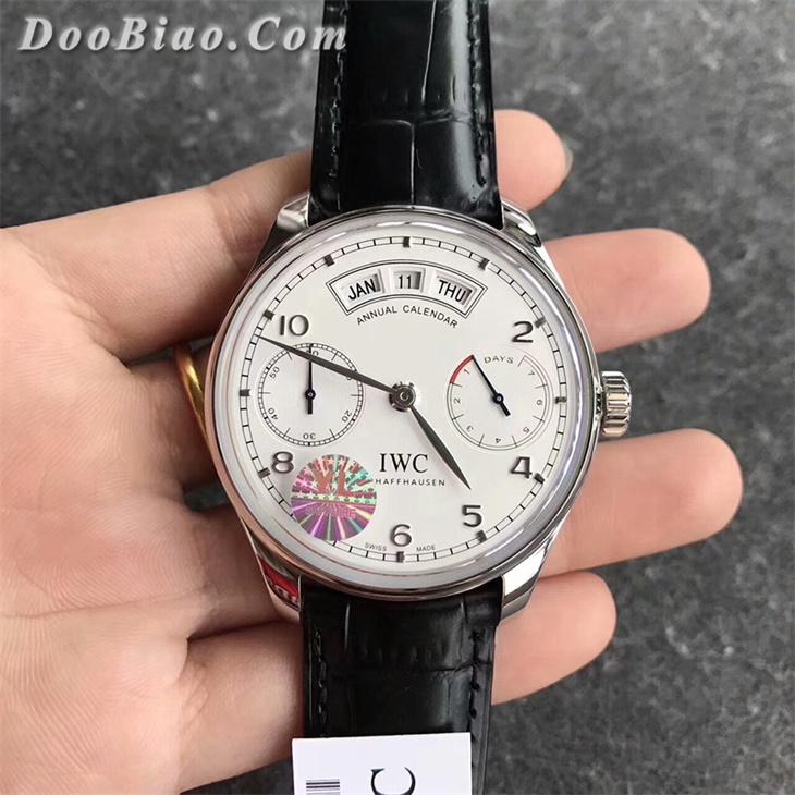【YL厂超A】万国(IWC)系列白面年历IW503501一比一复刻手表