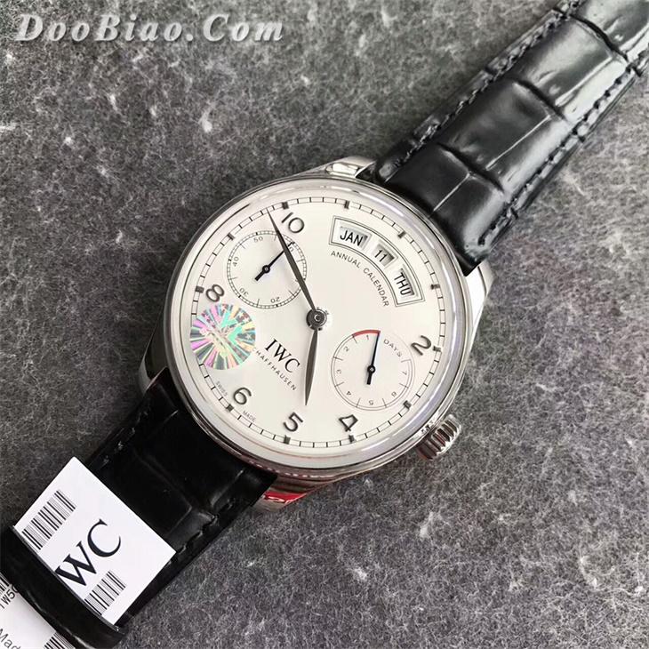 【YL厂超A】万国(IWC)系列白面年历一比一复刻手表