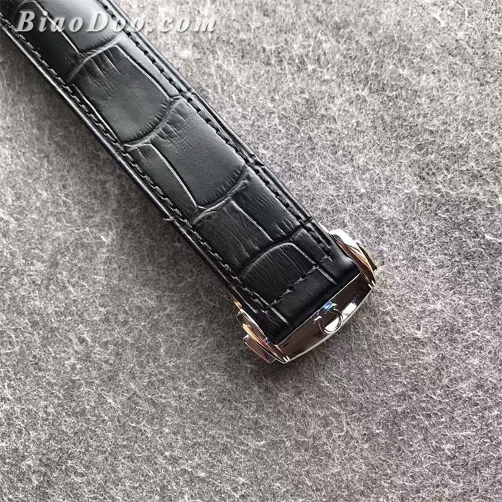 【XF厂】欧米茄海马AQUA TERRA 150M横纹间金白面男士自动机械一比一复刻手表