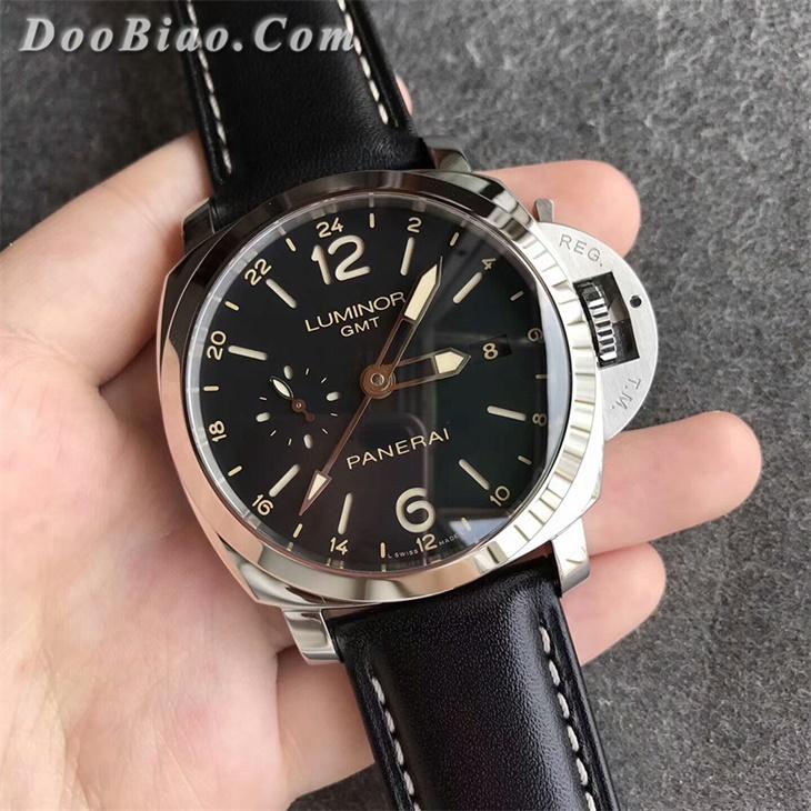 【VS厂超A】沛纳海(Panerai)PAM531/PAM00531两地时一比一复刻手表
