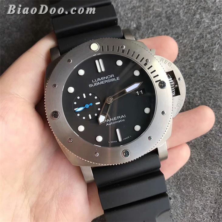 【ZF厂】沛纳海(Panerai)PAM1305/PAM01305男士自动机械一比一精仿手表