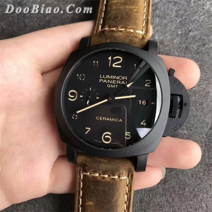 【VS厂超A】沛纳海(Panerai)陶瓷壳PAM441/PAM00441男士一比一复刻手表