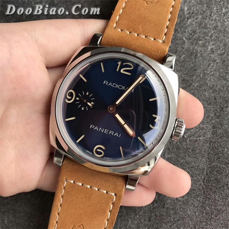 【ZF厂顶级复刻】沛纳海(Panerai)PAM690/PAM690深海幽蓝一比一复刻手表