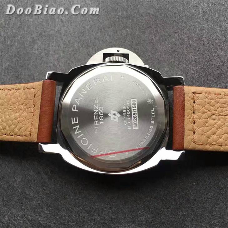【N厂超A】沛纳海(Panerai)PAM005豁口避震版一比一复刻手表