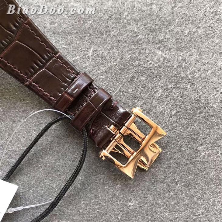 【8F厂】江诗丹顿VC纵横四海系列黑面金壳一比一精仿手表