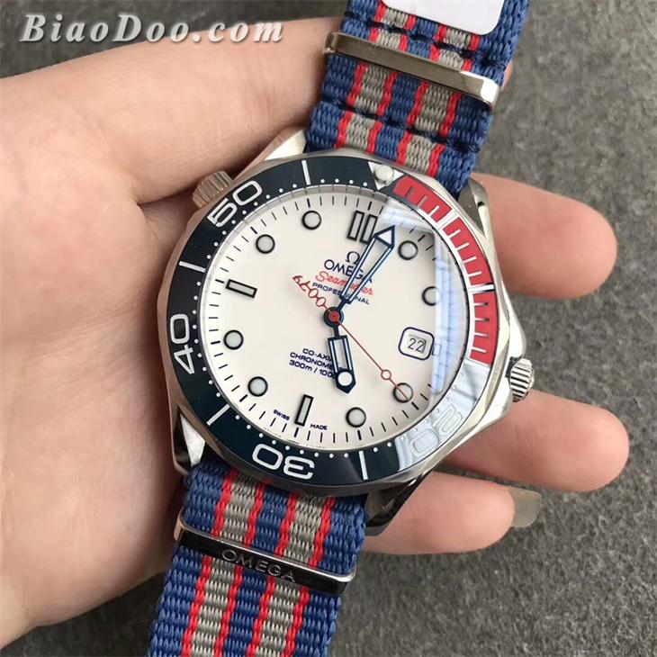 【UR厂】欧米茄海马300M系列007詹姆士邦德指挥官限量款复刻手表