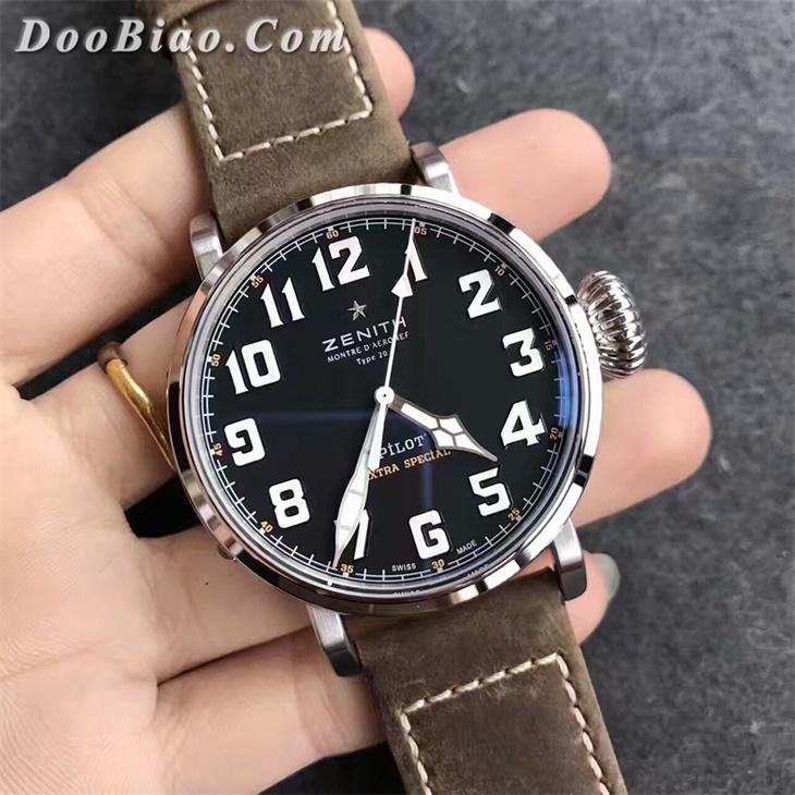 【KW厂超A】真力时(Zenith)大飞限量款男士一比一复刻手表